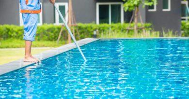 Как ухаживать за бассейном?