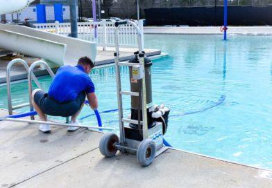 обслуживание бассейна
