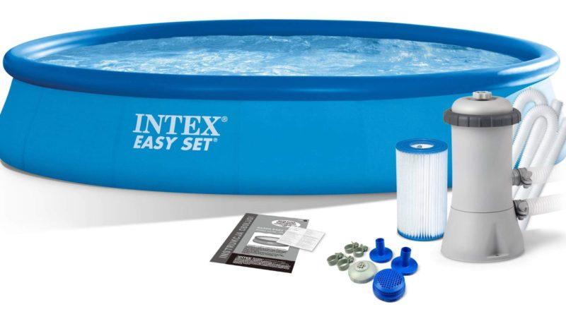 надувной бассейн Intex Easy Set 366x91