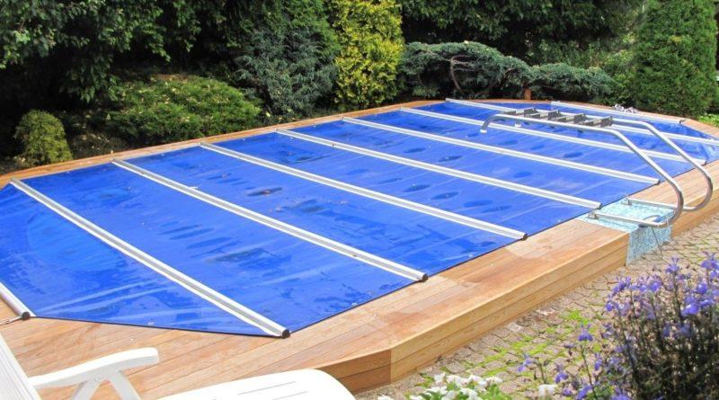 Типы покрытий для бассейнов