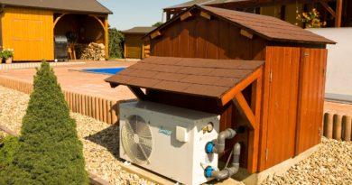 тепловой насос для бассейна
