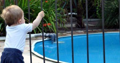 Защита вашего бассейна от детей