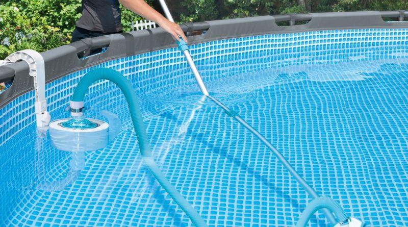Руководство по уходу за бассейнами
