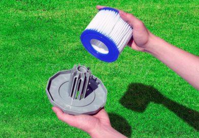 Как очистить картриджный фильтр